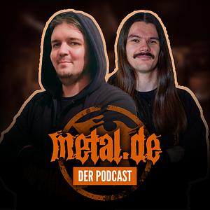 Der metal.de Podcast Cover