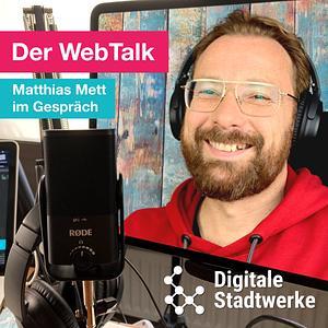 Digitale Stadtwerke | Der WebTalk Cover