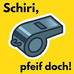 Schiri, pfeif doch! // Der regelgerechte Rückblick auf den Bundesligaspieltag. Cover