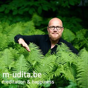 m-udita.be - podcast für meditation & happiness Cover