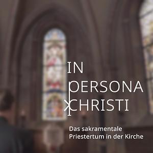In persona Christi Cover