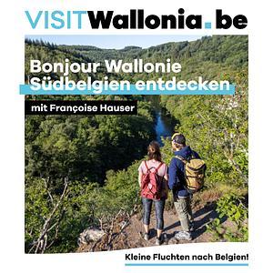 Bonjour Wallonie - Südbelgien entdecken Cover