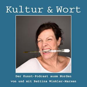 Kultur und Wort - der Kunst-Podcast ausm Norden Cover