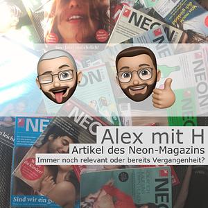 Alex mit H Podcast Cover