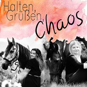 Halten, Grüßen, Chaos Cover