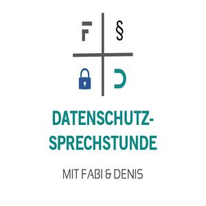 Datenschutz-Sprechstunde Cover
