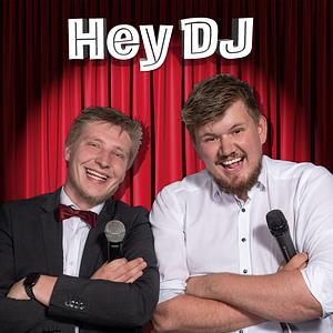 Hey DJ Cover