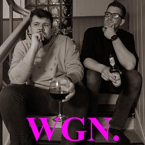 WGN. Cover