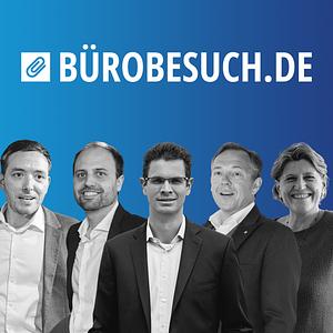 Bürobesuch.de - Interviews mit Entscheidern aus dem Mittelstand Cover