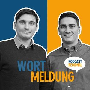 Wortmeldung Podcast Cover