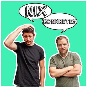 Nix Konkretes Cover