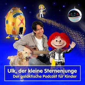 Ulk, der kleine Sternenjunge - Der galaktische Podcast für Kinder Cover