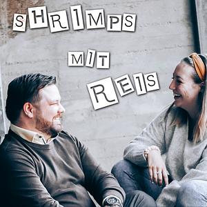 Shrimps mit Reis Cover
