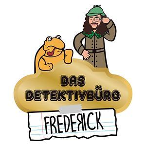 Kinderhörspiel - Das Detektivbüro Frederick (Der Kinder-Podcast mit Geschichten für Kinder) Cover