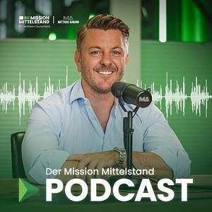 Mission Mittelstand - Wir verändern Deutschland Cover