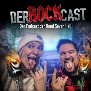 Der ROCKcast Cover