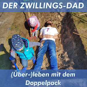 Der Zwillings-Dad Cover