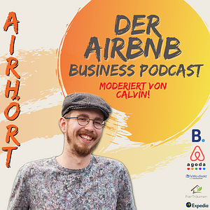 AIRHÖRT - DER AIRBNB BUSINESS PODCAST Cover