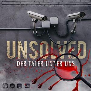 Unsolved - Der Täter unter uns  Cover
