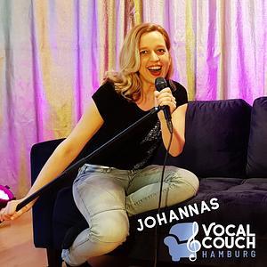 Johannas Vocalcouch Cover