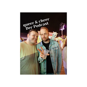 queer & cheer - Der Podcast Cover