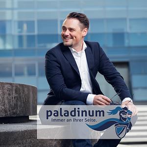 Paladinum Podcast Cover
