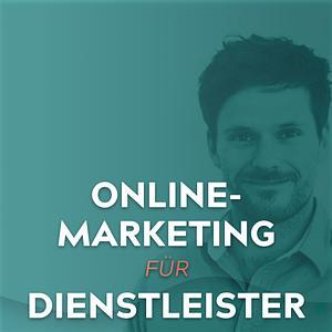 Onlinemarketing für Dienstleister Cover
