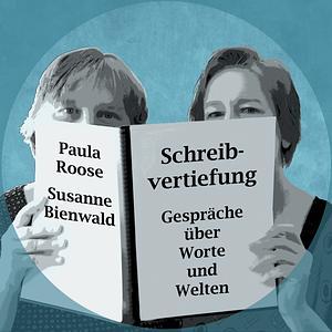 Schreibvertiefung - Gespräche über Worte und Welten Cover