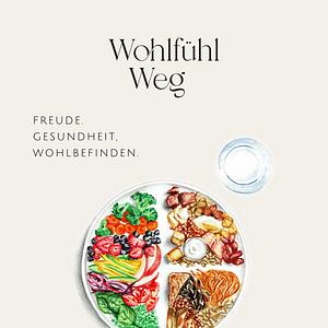 Wohlfühlweg - Dein Ernährungs-Podcast für mehr Freude, Gesundheit und Wohlbefinden Cover