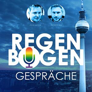 Regenbogengespräche Podcast Cover